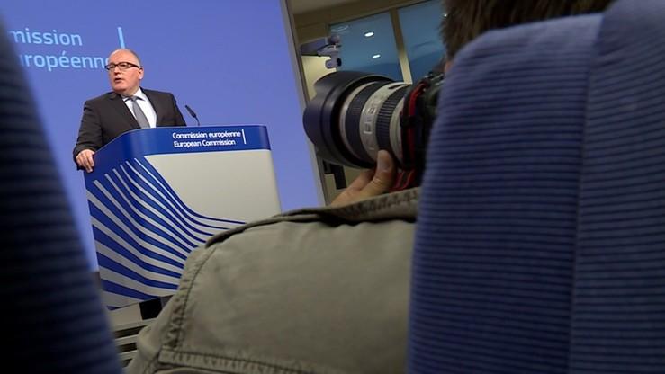 """Timmermans odpowiada Waszczykowskiemu. """"Stosując prawo UE, sądy krajowe działają jako sądy UE"""""""