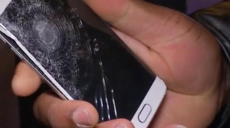 Świadek eksplozji w Paryżu: uratował mnie telefon komórkowy