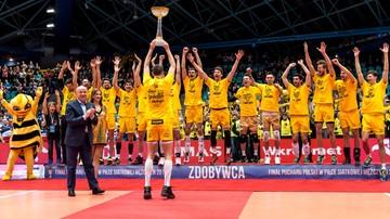 2017-01-10 Puchar Polski: Siatkarze walczą o Final Four