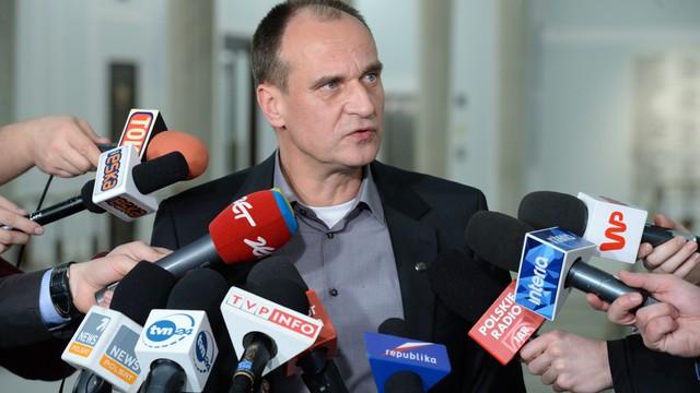 Kukiz: Spór o publikację wyroku TK to dowód na konieczność zmiany konstytucji