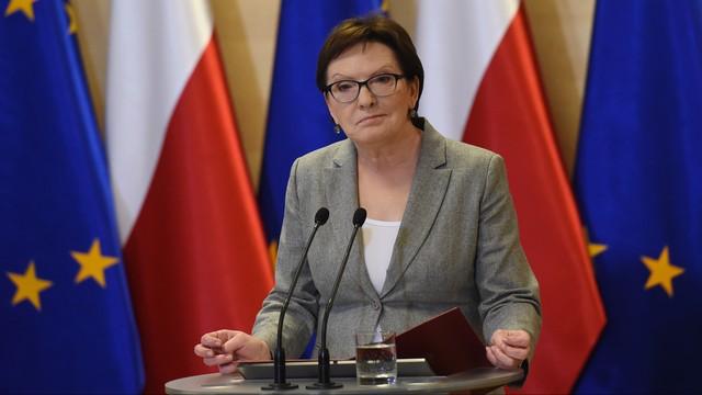 Premier: Polska przyjmie większą liczbę uchodźców