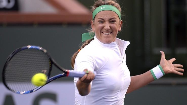 WTA w Calvii: Przerwany mecz Azarenki