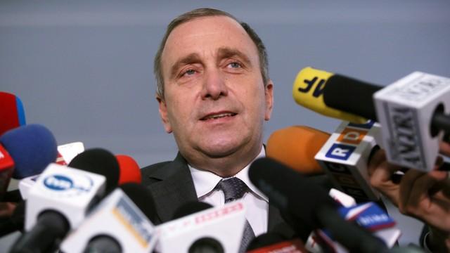 Schetyna: We wtorek PO zaskarży do TK nowelę ustawy o Trybunale Konstytucyjnym