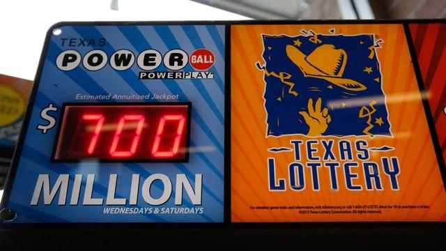 Wygrał 760 milionów dolarów na amerykańskiej loterii