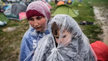 Macedonia zatrzymuje uchodźców. I marzy o NATO