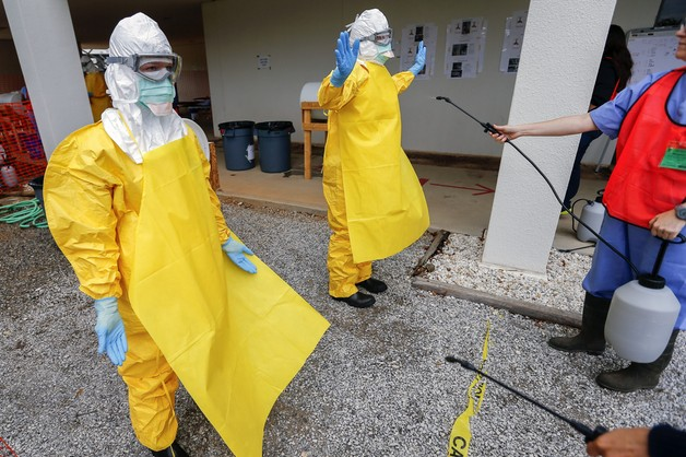 Portugalia wyśle ekipy medyczne do walki z epidemią eboli w Afryce