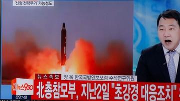 06-03-2017 05:14 Seul: Korea Płn. dokonała kolejnej próby rakietowej