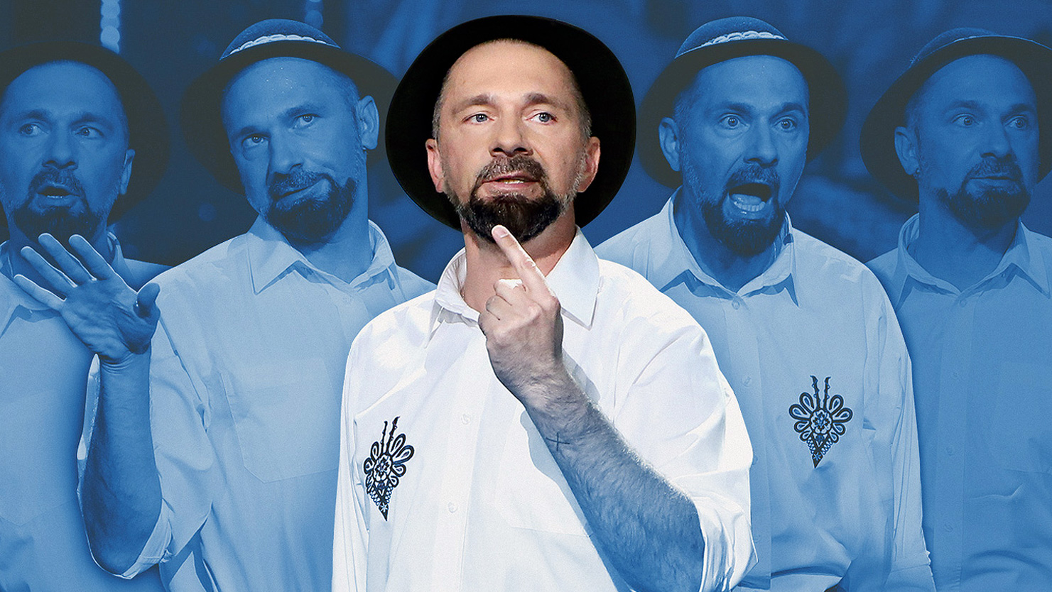 """2017-12-10 """"50 twarzy Roberta Korólczyka"""", czyli najśmieszniejszy jubileusz"""