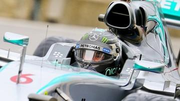 2015-11-10 Formuła 1: Na Interlagos starcie Vettela z Rosbergiem