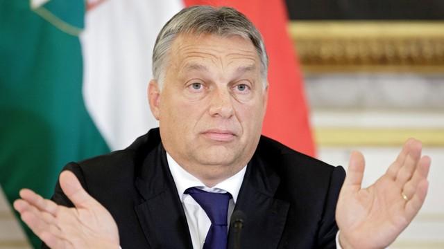 Orban: unijne kwoty migrantów rozprowadzają terroryzm po Europie