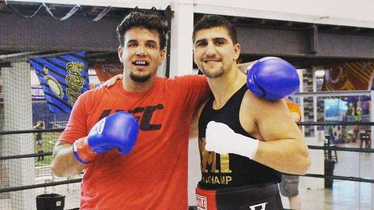 Huck po walce z Głowackim spróbuje sił w UFC?
