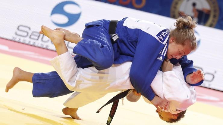 ME w judo: Srebrny medal Polek