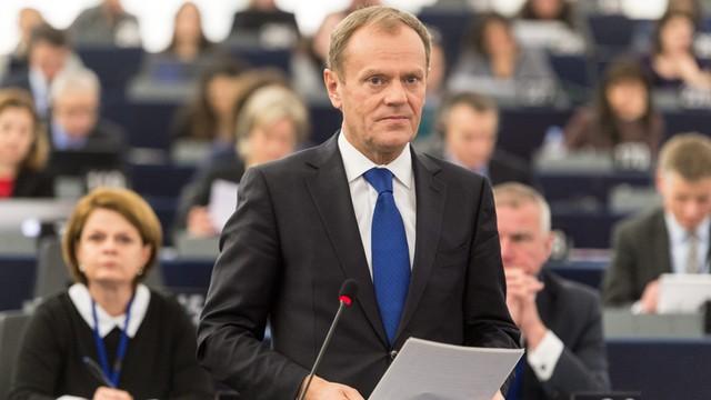 Tusk: Debata w sprawie Polski to smutne zdarzenie