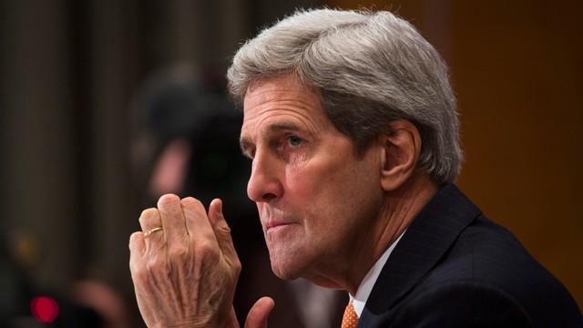 Kerry: USA są o krok od zawieszenia rozmów z Rosją ws. Syrii