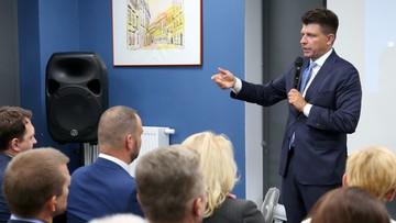 Petru: Nowoczesna wystawi własnych kandydatów na prezydentów miast