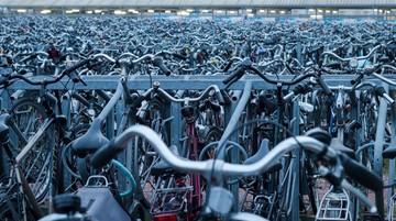 09-06-2017 10:22 Rowerowe korki w Kopenhadze. Tablice informacyjne zaproponują objazdy