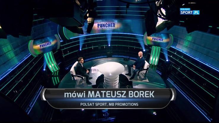 Borek o Dąbrowski - Talarek: Byłem winien tę walkę polskiemu sportowi