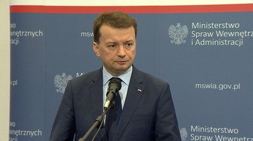 """14-10-2016 10:01 Błaszczak: """"zapewnimy bezpieczeństwo 11 listopada"""". Odebranie ochrony Wałęsie to """"porządki"""""""