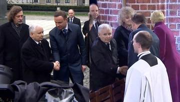 """15-04-2016 15:37 """"Szorstka przyjaźń"""" Kaczyńskiego i Dudy. Kolejna odsłona"""