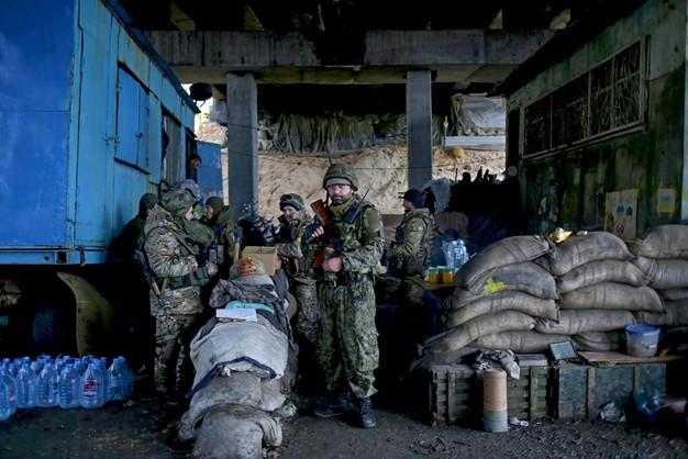 Rosja przerzuciła do Donbasu 1,5 tys. żołnierzy