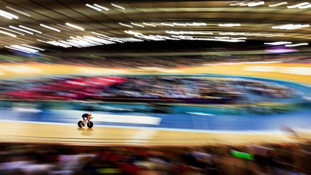 Zwycięzca Tour de France pobił rekord świata w jeździe godzinowej