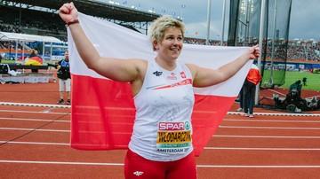 2016-12-30 Włodarczyk wygrała prestiżowy plebiscyt Track and Field News