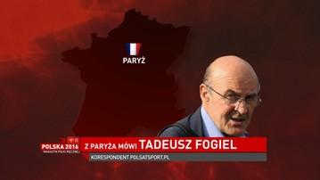2015-11-19 Fogiel z Paryża: Euro w Polsce poligonem przed igrzyskami?