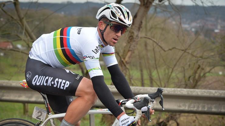 Ranking UCI: Kwiatkowski spadł na 7 miejsce