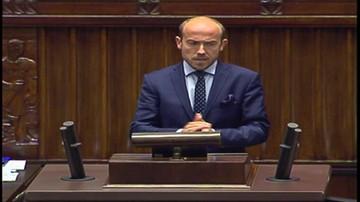 Borys Budka (PO): nie złamiecie polskich sędziów, bo polscy sędziowie ślubowali wierność konstytucji.