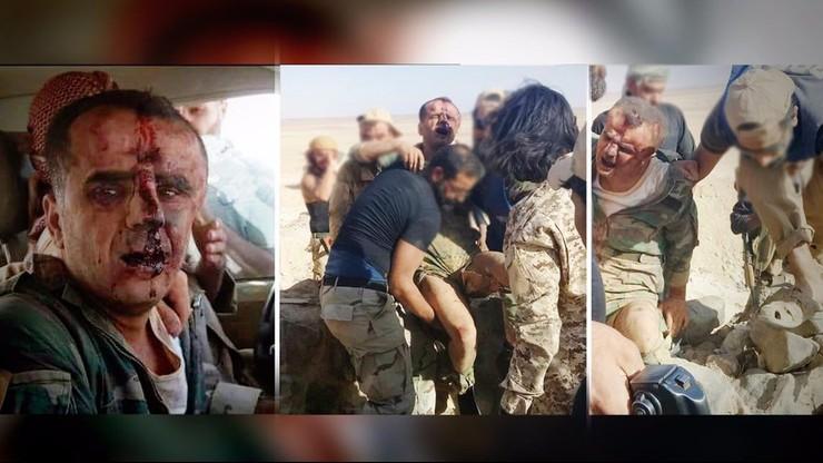 Rozbił się syryjski samolot wojskowy. Rebelianci schwytali pilota