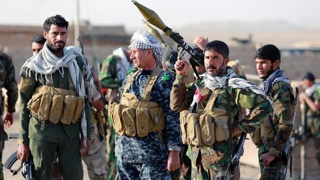 Irak: Siły rządowe odbiły IS budynek telewizji na przedmieściach Mosulu
