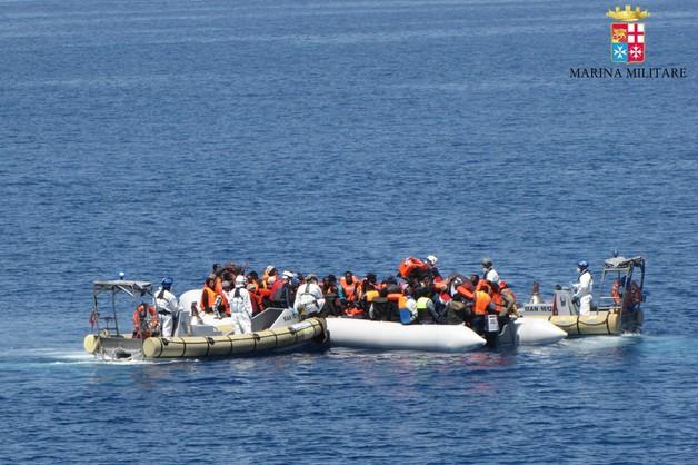 Frontex chce nasilić operacje na Morzu Śródziemnym