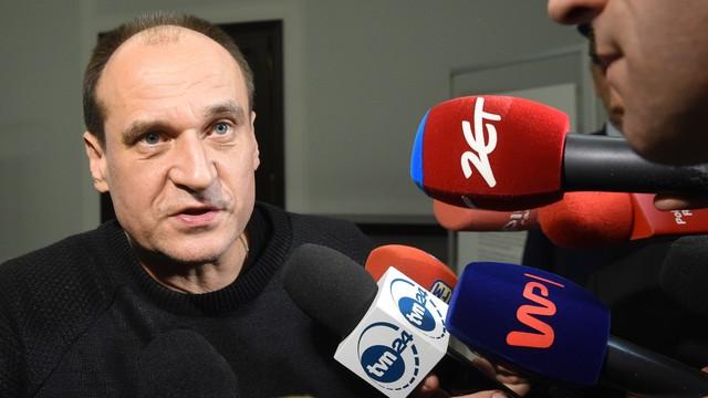 Kukiz: Tusk zachowuje się jak jakaś obca agentura