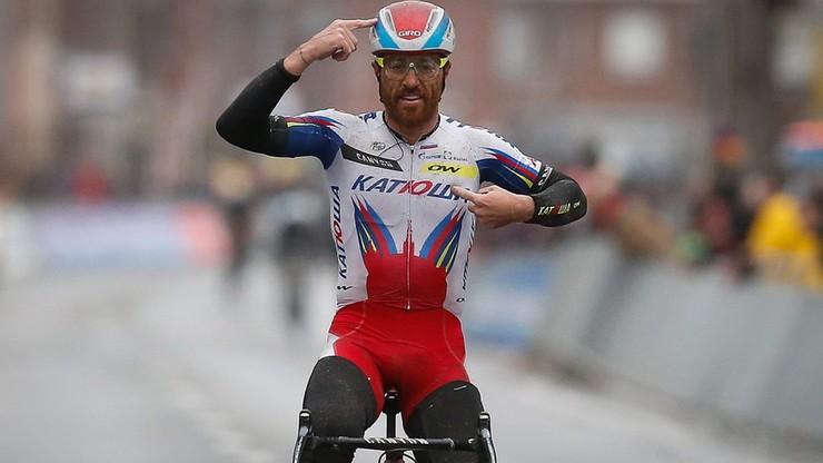 Rosyjska ekipa kolarska uniknęła kary