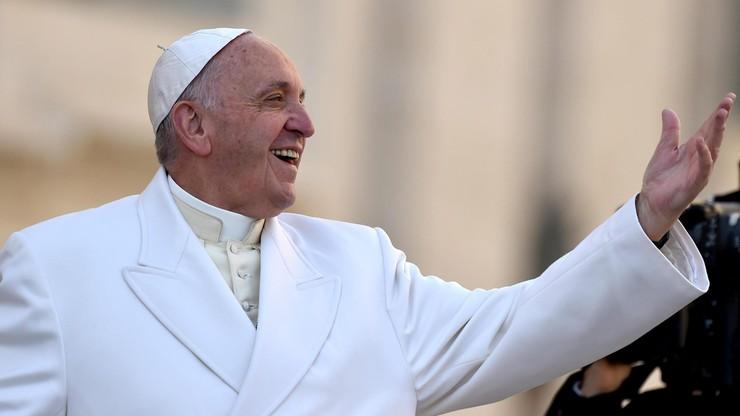 Papież: gdybym mógł dokonać cudu, uzdrowiłbym wszystkie dzieci
