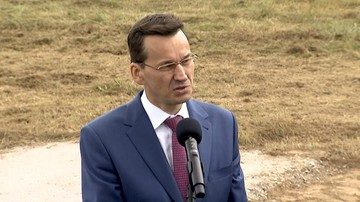 Morawiecki: inwestorzy nie tylko nie uciekną z Polski, ale pukają do nas coraz częściej