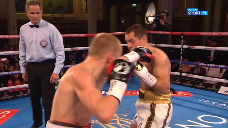 Scott Quigg vs Oleg Yefimovych. Skrót walki