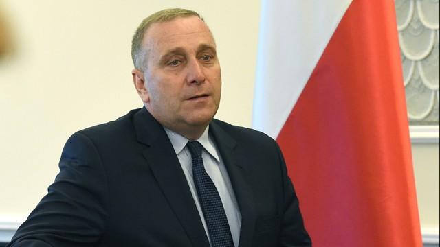 Schetyna: zmiany w rządzie nie mają wpływu na stabilność Polski