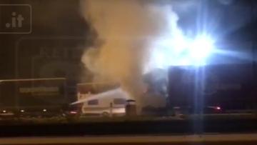Polski kierowca spłonął w ciężarówce we Włoszech