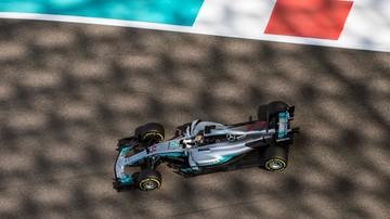 2017-11-25 GP Abu Zabi: Hamilton najszybszy na ostatnim treningu