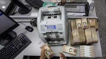 18-12-2016 07:02 Banknoty o nominale 100 bolivarów dłużej w obiegu