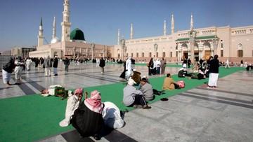 04-07-2016 21:30 Arabia Saudyjska: zamachy samobójcze w trzech miastach