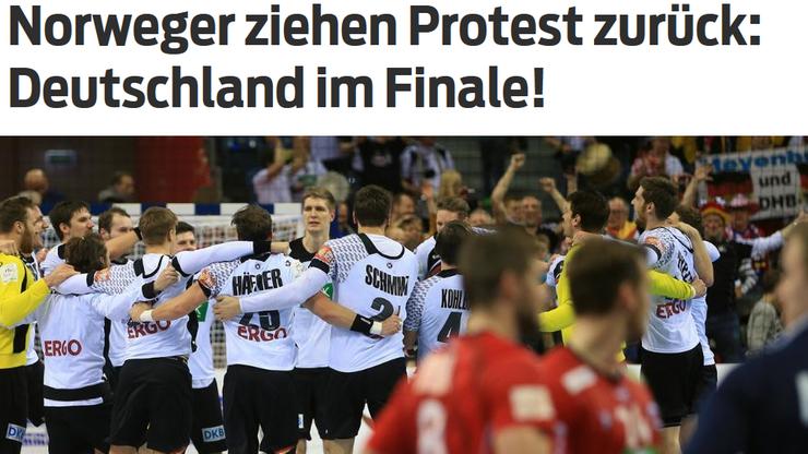 Niemieckie media zszokowane! Norwegia się opamiętała