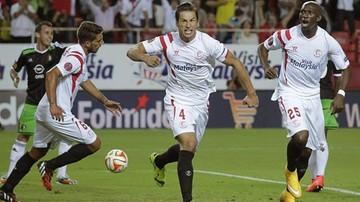 2015-11-29 La Liga: Zwycięstwo Sevilli, 90 minut Krychowiaka