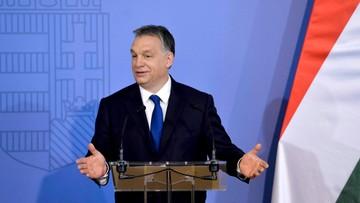04-03-2016 09:54 Premier Orban zdumiony tolerowaniem przez Grecję napływu migrantów z Turcji