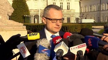 16-03-2017 20:02 Magierowski: prezydent nie może się pogodzić z decyzją TK, ale szanuje wyrok