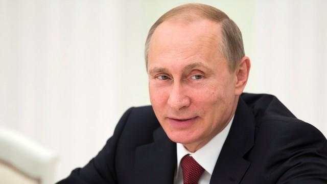 Hollande: osobiście zaprosiłem Władimira Putina na szczyt w Paryżu