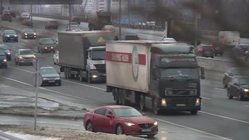 26-04-2016 10:16 Pijany za kierownicą ciężarówki na autostradzie A4