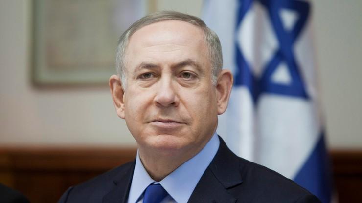 Netanjahu: rezolucja RB ONZ ws. osiedli - stronnicza i haniebna