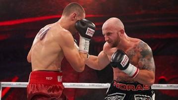2017-02-17 Dąbrowski wraca na ring w Żyrardowie